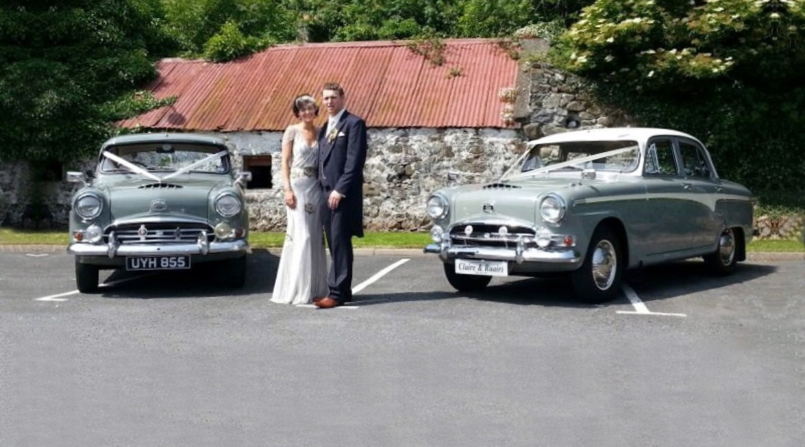 1950s Grey Austin Wesminsters